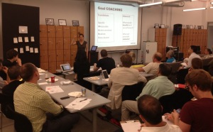 LifeLabs workshop on Coaching at CTO School